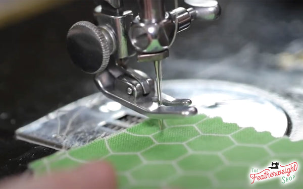 Prepare for Sewing, Getting To Know Your Featherweight Series - Part 5