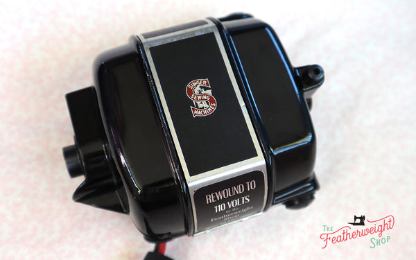 Rewound Motor for the Singer Featherweight 221 222