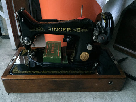 Singer Sewing at the St  John's Factory, Quebec, Canada