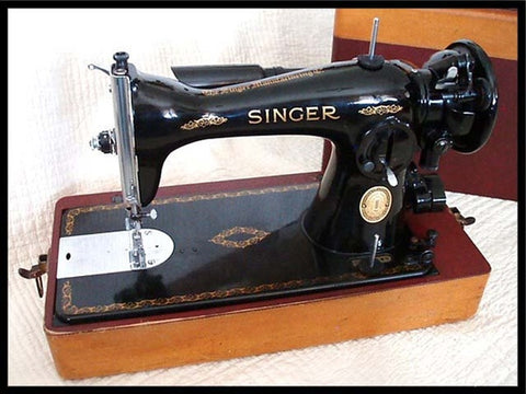 Singer 221 featherweight dating chart