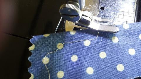 Troubleshooting Featherweight Stitch Problems Skipping Stitches Amazing Sewing Machine Not Picking Up Bobbin Thread