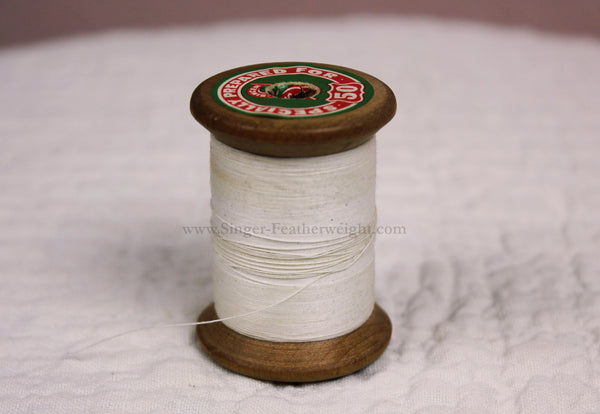 Wooden Stacked Thread Spool