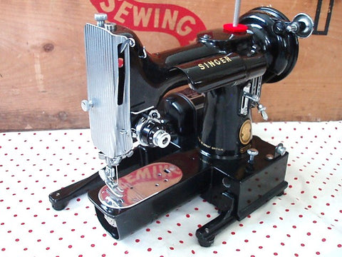 Singer Featherweight 40K Differences From A 40 The Singer Mesmerizing Singer Sewing Machine Lowest Price