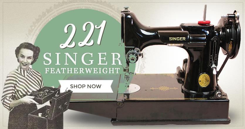 Singer Featherweight 221 Attachments And Accessories The