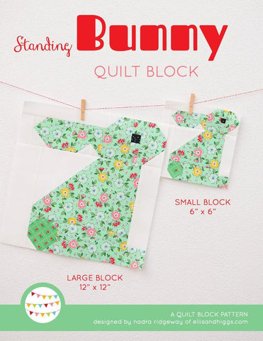 standing bunny pattern ellis and higgs