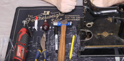 featherweight and tools