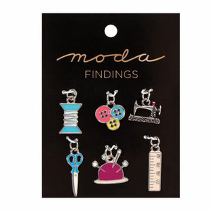 Jewelry, Enamel Charm Pack