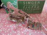 ZigZag Adjustable Attachment, Vintage