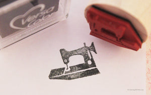 Rubber Stamp, Singer Featherweight 221