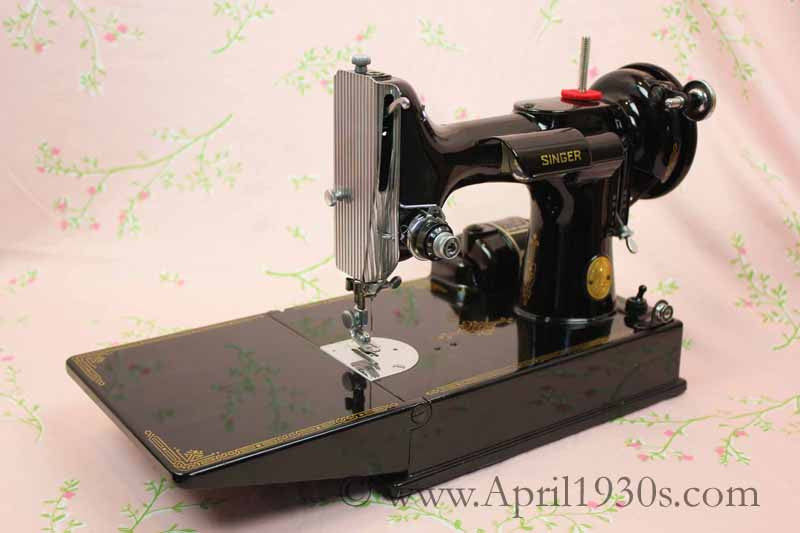 Singer Featherweight 40 Sewing Machine For Sale The Singer Cool Singer 447 Sewing Machine