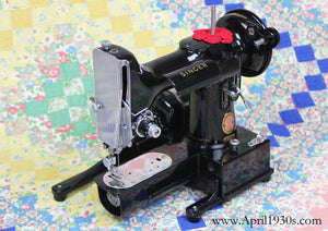 Singer Featherweight 222K Sewing Machine, ER0231**CH