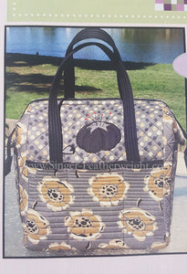 "PATTERN, The ""Featherweight"" Boxy Tote"