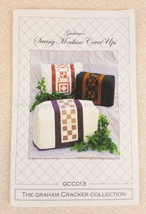 PATTERN, Sewing Machine Dust Cover