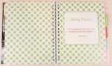 Scrappy Project Planner Spiral Bound Book by Lori Holt