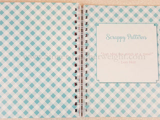 Load image into Gallery viewer, Scrappy Project Planner Spiral Bound Book by Lori Holt