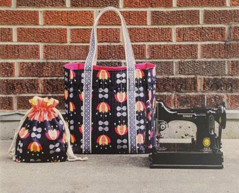 "Pattern, Sew Portable ""Featherweight"" Travel Set -- (DIGITAL PDF ONLY)"