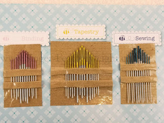 Load image into Gallery viewer, Nifty Needles, Color-Coded - By Lori Holt of Bee in My Bonnet