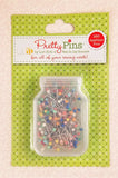 Pretty Applique Pins, By Lori Holt - 250 Count
