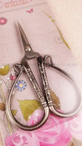 Scissors, Classy Sewing Embroidery Scissors - Antique Oriental