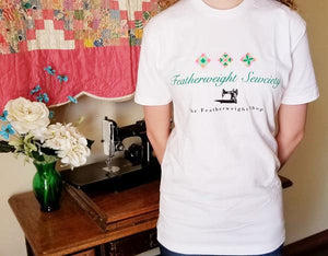T-Shirt, Short Sleeve - Featherweight Sewciety