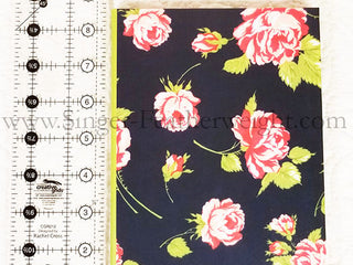 "Load image into Gallery viewer, Quilt Journal (SET of 3) ""Smitten"" by Bonnie and Camille for Moda -REGULAR- 5 1/2"" x 8 1/2"""