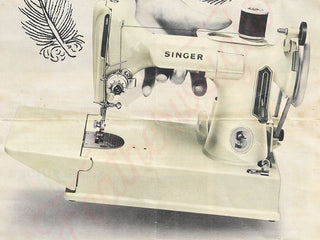 Load image into Gallery viewer, Advertisements, Rare Featuring the Singer Featherweight  - (Vintage Original)