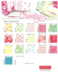 PATTERN  - Cheeky (Great-Great Granny Squared)