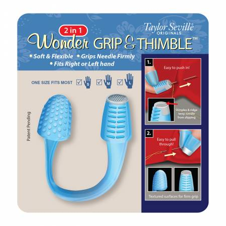 Wonder Grip & Thimble for Right or Left Hand