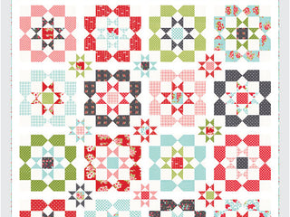 "Load image into Gallery viewer, PATTERN, ""Lighthearted"" by Camille Roskelley for Thimble Blossoms"