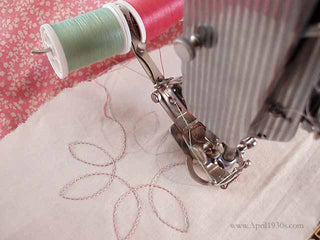 Load image into Gallery viewer, Two Thread Embroidery Attachment, Singer (Vintage Original)
