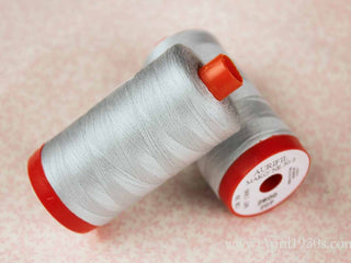 Load image into Gallery viewer, Aurifil Thread 50wt Cotton - 1300 Meter Spool