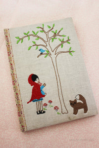 Quilt Journal, Collectible Forest Friends by Aneela Hoey