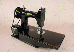 Singer Featherweight 221 Sewing Machine, BLACKSIDE AG004*** (SOLD)