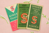 Needles, Singer New Old Stock