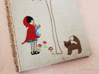 Load image into Gallery viewer, Quilt Journal, Collectible Forest Friends by Aneela Hoey