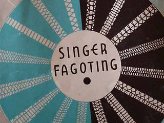 Load image into Gallery viewer, Fagoter Singercraft, Singer (Vintage Original)