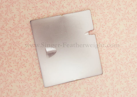 Slide Cover Plate, for Singer 66, 99, 185 (NOT for Featherweight)