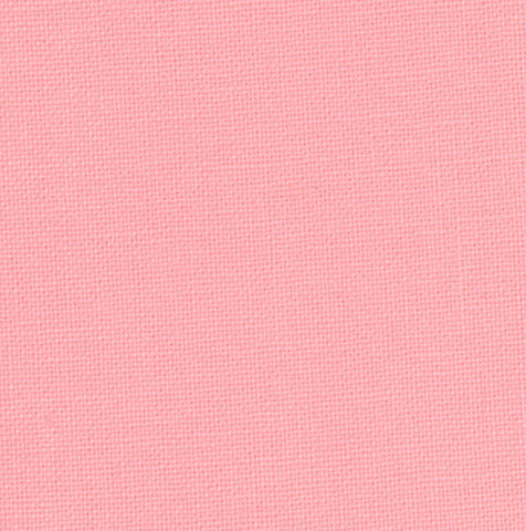 Fabric, Bella Solids by Moda -  BELLA SOLIDS BETTYS PINK (by the yard)