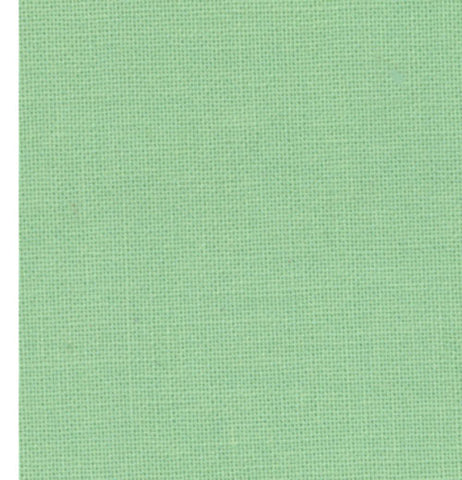 Fabric, Bella Solids by Moda -  BELLA SOLIDS BETTYS GREEN (by the yard)