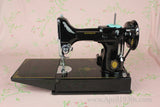 Singer Featherweight 221 Sewing Machine, French Centennial EG964***