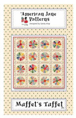 Load image into Gallery viewer, PATTERN, MUFFET'S TUFFET by American Jane Patterns