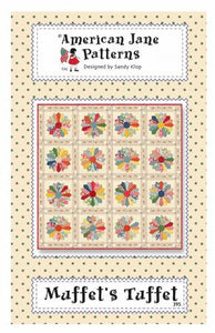 PATTERN, MUFFET'S TUFFET by American Jane Patterns