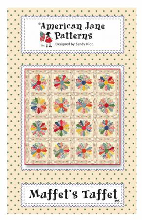 PATTERN, American Jane Patterns - MUFFET'S TUFFET