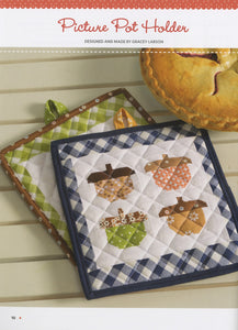 PATTERN BOOK , Patchwork Picnic by Gracey Larson