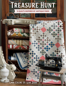 PATTERN BOOK,  Treasure Hunt from Martingale