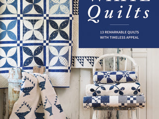 Load image into Gallery viewer, PATTERN BOOK, Blue & White Quilts From Martingale