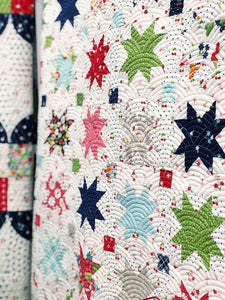PATTERN, TINY TREASURE from Prairie Grass Patterns by April Rosenthal #152