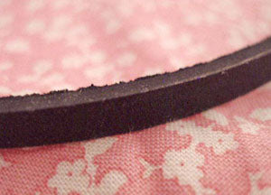 BELT, Black V-Belt for Singer Featherweight 221 or 222 (Old Replacement Style*)