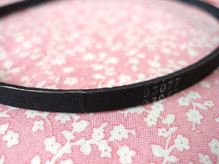 Load image into Gallery viewer, Belt, V-Belt Black 15 3/8 inch [NOT FOR FEATHERWEIGHT]
