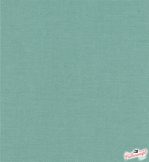 Fabric, Bella Solids by Moda -  BELLA SOLIDS BETTY'S TEAL (by the yard)